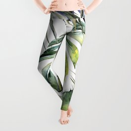 TROPICAL GARDEN 2 Leggings