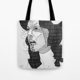Nola Carveth. Tote Bag