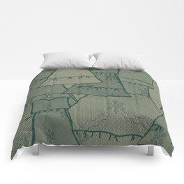 Frida's Dresses Comforters