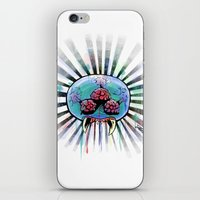 metroid iPhone & iPod Skins featuring Metroid  by Jauma
