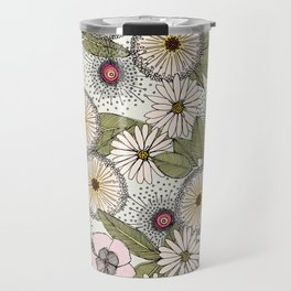 Australian garden chalk Travel Mug