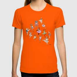 Animal Ballerinas T-shirt