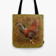 ROOSTER - 026 Tote Bag