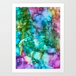*coldest day of the year* Art Print