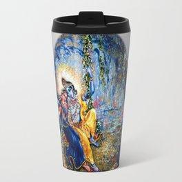 Krishna Leela Travel Mug