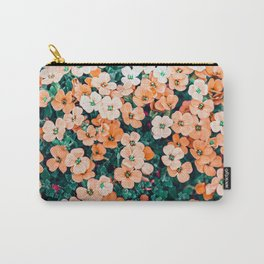 Floral Bliss #photography #nature Carry-All Pouch