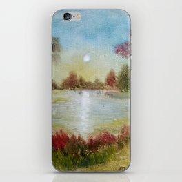 The Swamp iPhone Skin