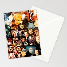 Red Dwarf Fan Collage Stationery Cards