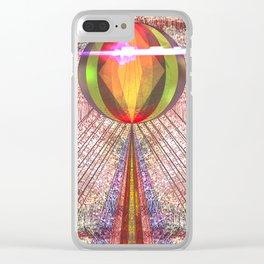 Polarizarium Clear iPhone Case