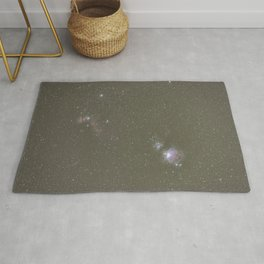 Orion objects Rug