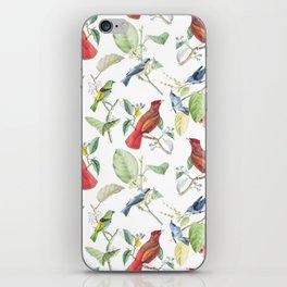 Birds #7 iPhone Skin