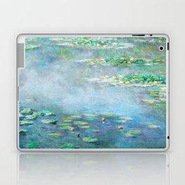 Monet Water Lilies / Nymphéas 1906 Laptop & iPad Skin