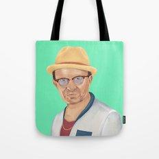 The Israeli Hipster leaders - Menachem Begin Tote Bag