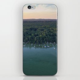 Cottage Grove iPhone Skin