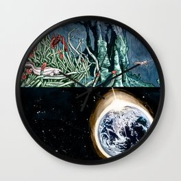 Life on the event horizon 1 Wall Clock