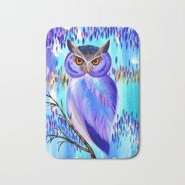Equinox Owl Bath Mat