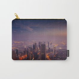 Dubai Carry-All Pouch
