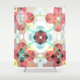 SPRINGTIME Shower Curtain