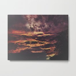 Ascension Metal Print