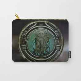 """""""Astrological Mechanism - Aquarius"""" Carry-All Pouch"""
