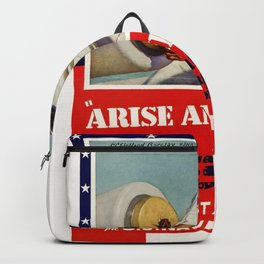 Arise Amricans Backpack