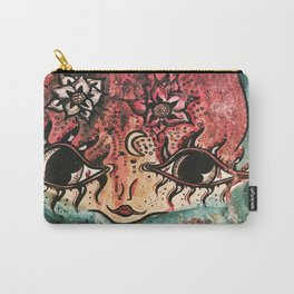 Starfish Girl Carry-All Pouch