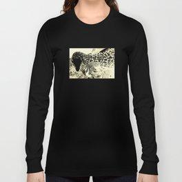 Reptilian Long Sleeve T-shirt