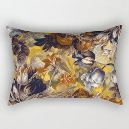 SUMMER BOTANICAL VII Rectangular Pillow