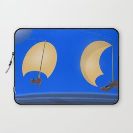 May's Speech To Despair and Treachery - shoes story Laptop Sleeve
