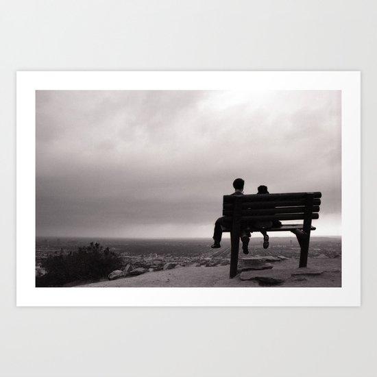 Timeless Moment Art Print