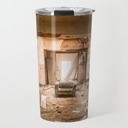 Abandoned Chair Travel Mug