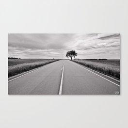 TREE #108 Canvas Print