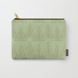 Winter Hoidays Pattern #10 Carry-All Pouch