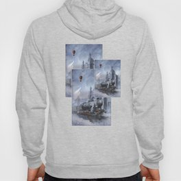 A train to Lwow Hoody