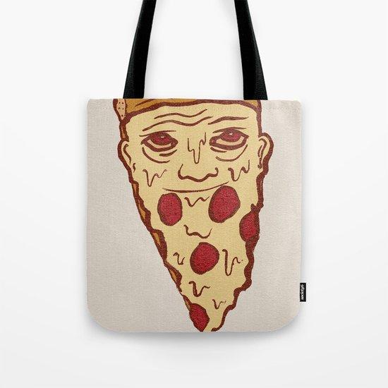 PIZZA BEARD Tote Bag