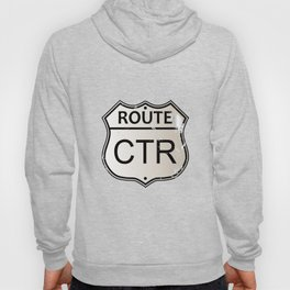 CTR Highway Sign Hoody