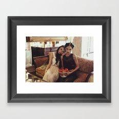 Muse #11 Framed Art Print