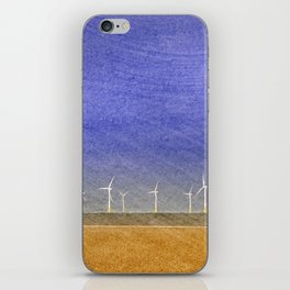 Eco Farm - Offshore Electricity iPhone Skin
