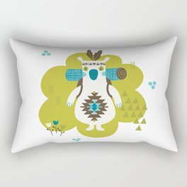 Camp Wichita Boys Rectangular Pillow