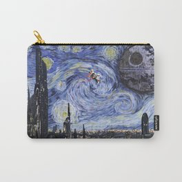 A Starry Wars Night Carry-All Pouch