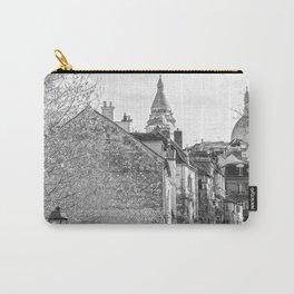 Sacre Coeur view Montmartre Paris Carry-All Pouch