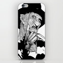 1, 2 Freddy's Coming For You iPhone Skin