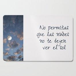 No permitas Cutting Board