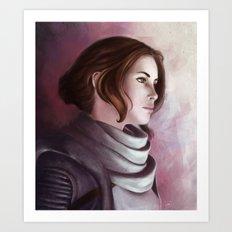 Dreamfall Fanart Art Print