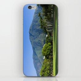 El Ávila desde Parque del Este iPhone Skin
