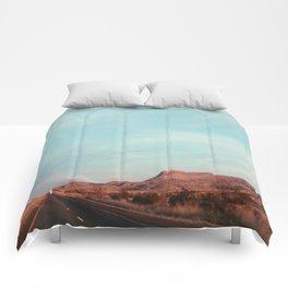 Texas I-10 Comforters