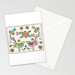 Papel Picado Birds Stationery Cards