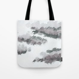 clouds_january Tote Bag