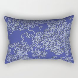 Grape Lemonade Rectangular Pillow