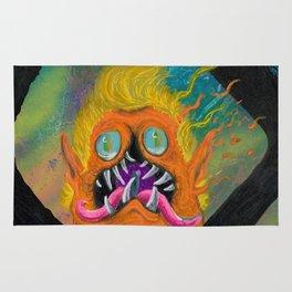 Nightosphere Trump // DRTARTS Rug